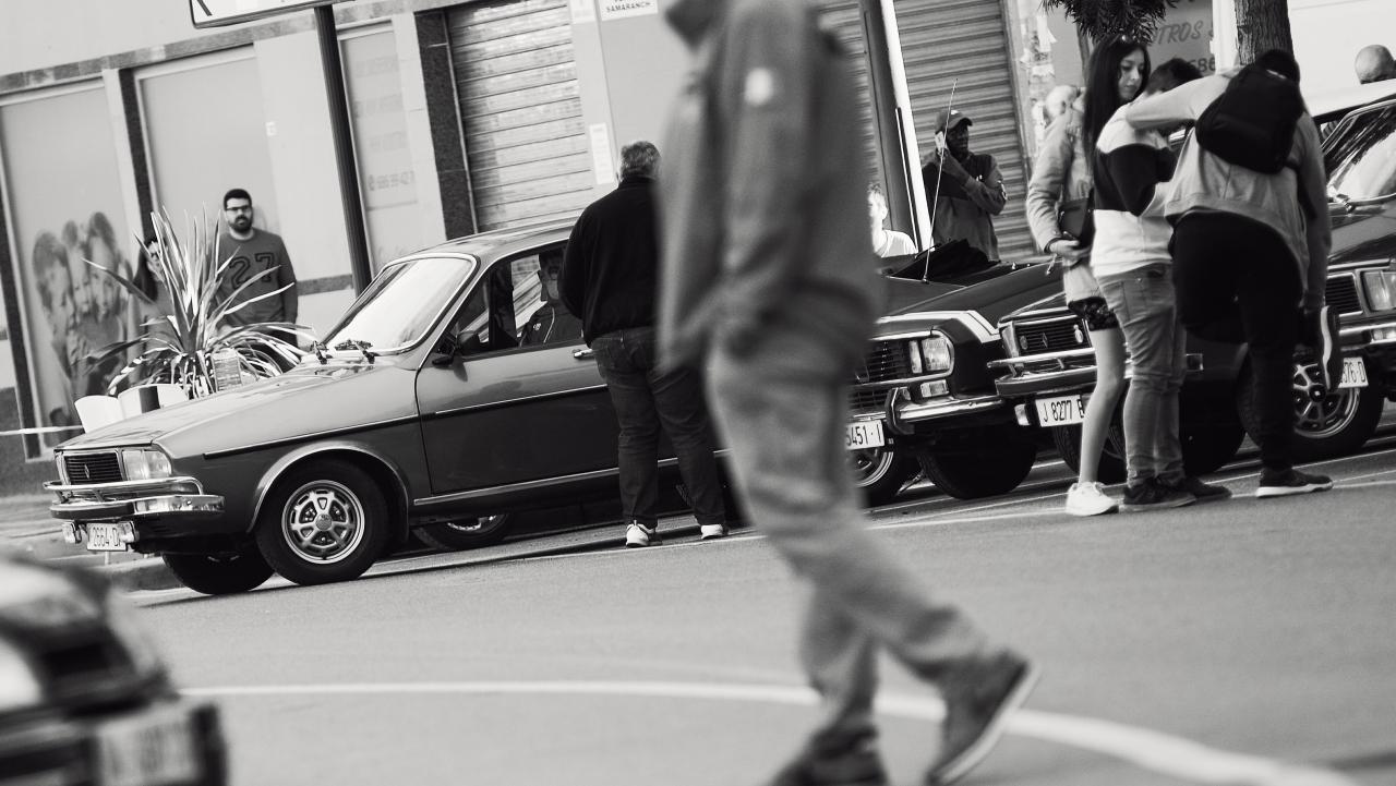 IV Concentración de coches Clásicos Ciudad de Roquetas (30)