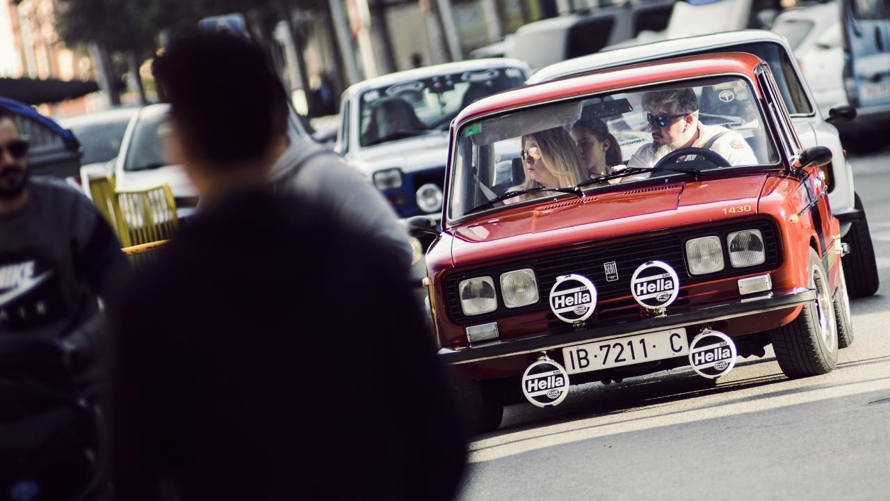 IV Concentración de coches Clásicos Ciudad de Roquetas (35)