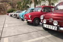 1a Concentracion coches clasicos Mojacar 2017 (3)