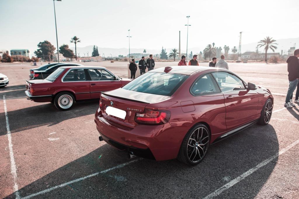 RUTA NAVIDEÑA BMW MURCIA - UNUMOVE (2)