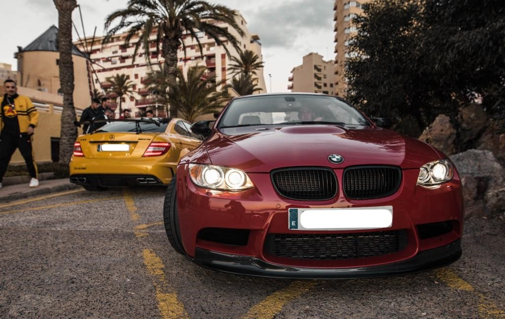 RUTA NAVIDEÑA BMW MURCIA - UNUMOVE (83)