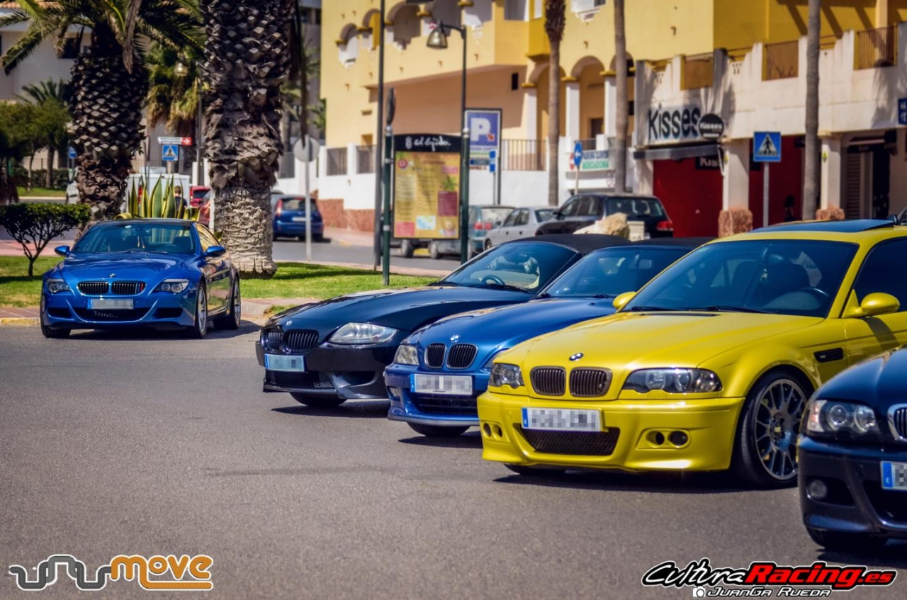 VI CLASICA PUERTO DE LA RAGUA BMW Z & M 2018 (03)