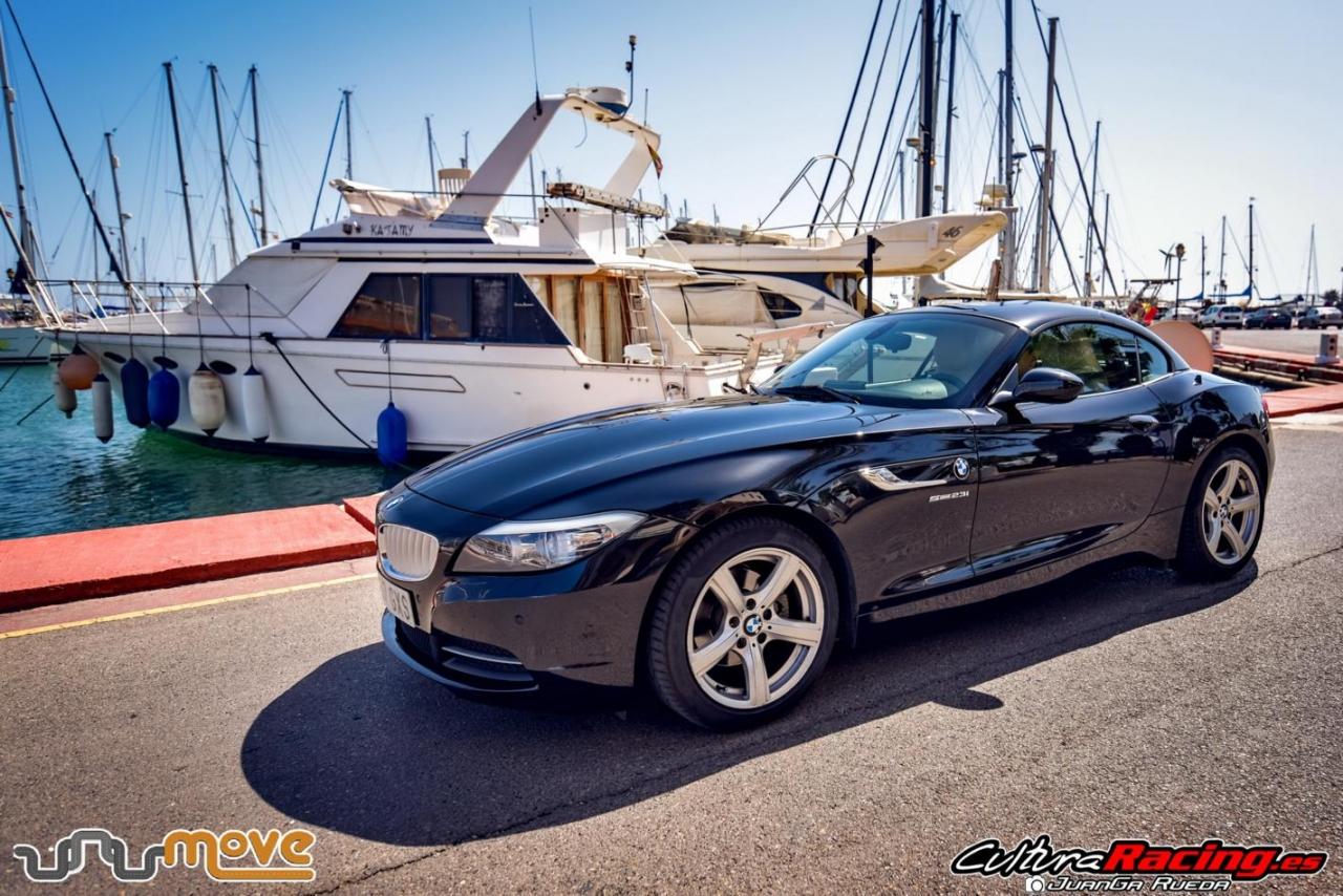 VI CLASICA PUERTO DE LA RAGUA BMW Z & M 2018 (09)