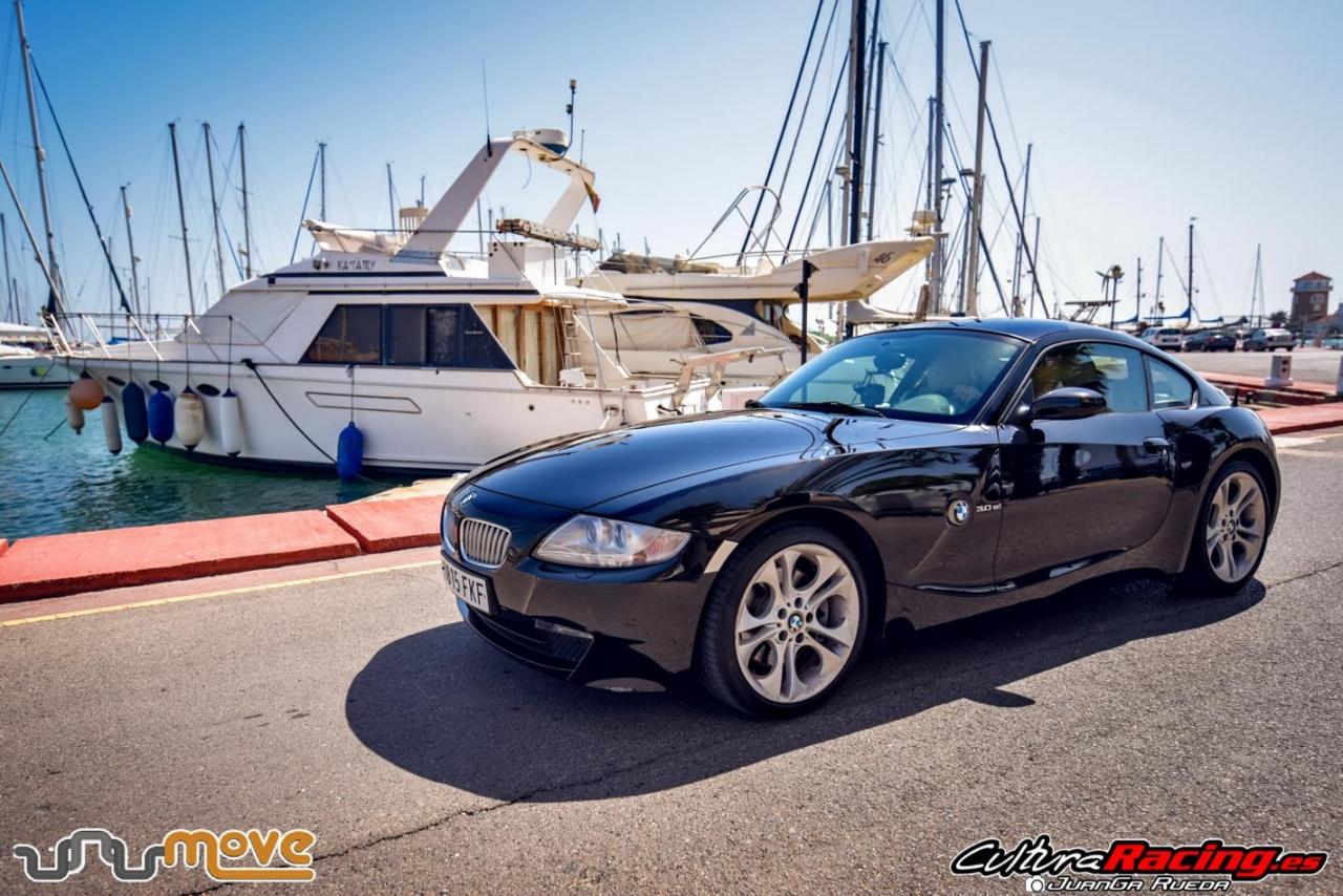 VI CLASICA PUERTO DE LA RAGUA BMW Z & M 2018 (10)