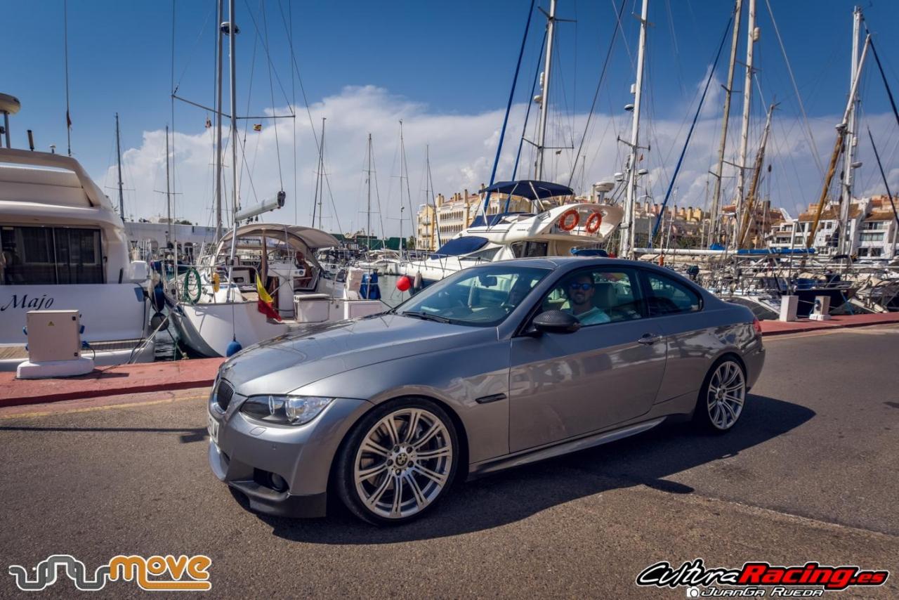 VI CLASICA PUERTO DE LA RAGUA BMW Z & M 2018 (17)