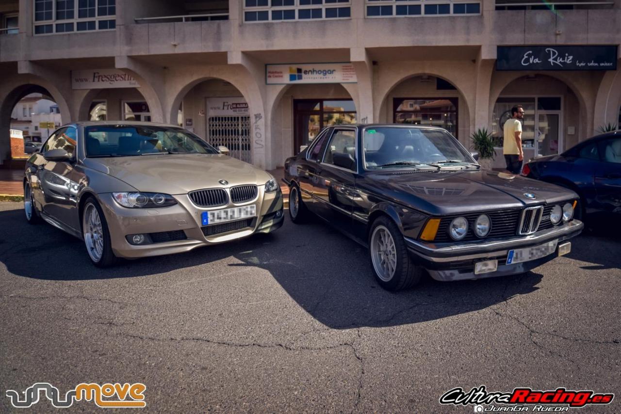 VI CLASICA PUERTO DE LA RAGUA BMW Z & M 2018 (25)