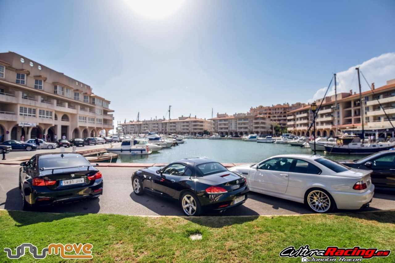 VI CLASICA PUERTO DE LA RAGUA BMW Z & M 2018 (33)