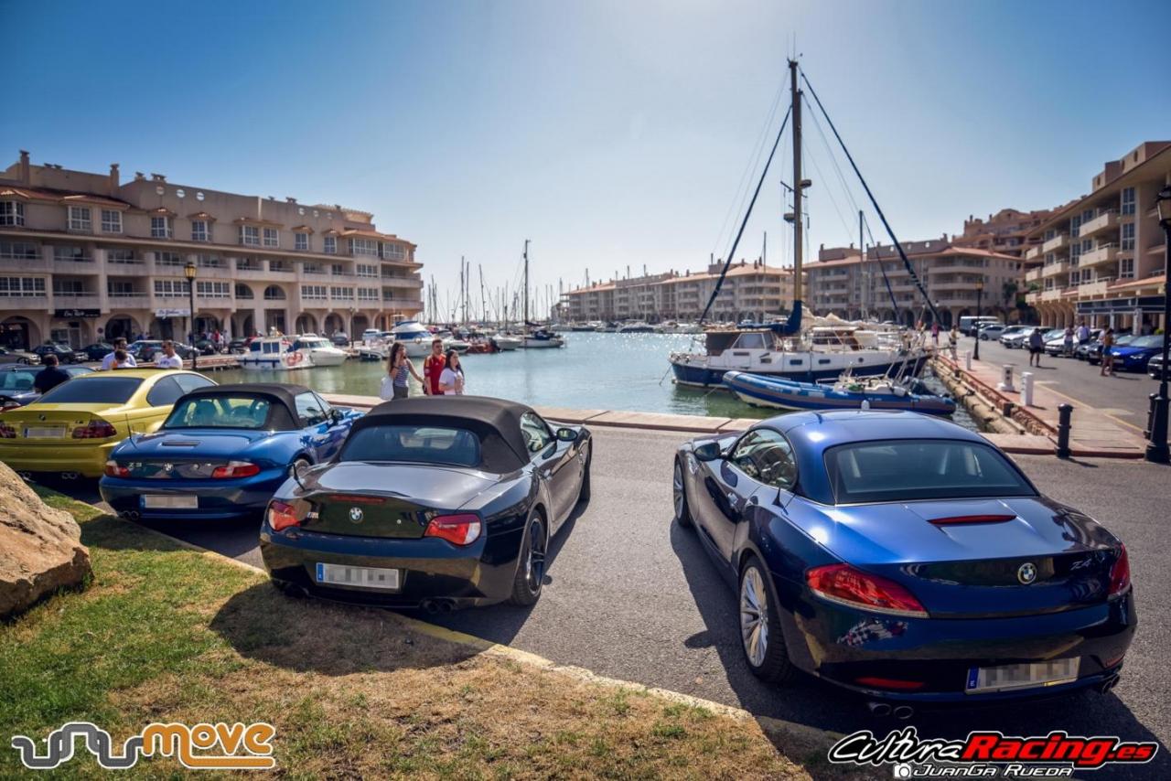 VI CLASICA PUERTO DE LA RAGUA BMW Z & M 2018 (39)