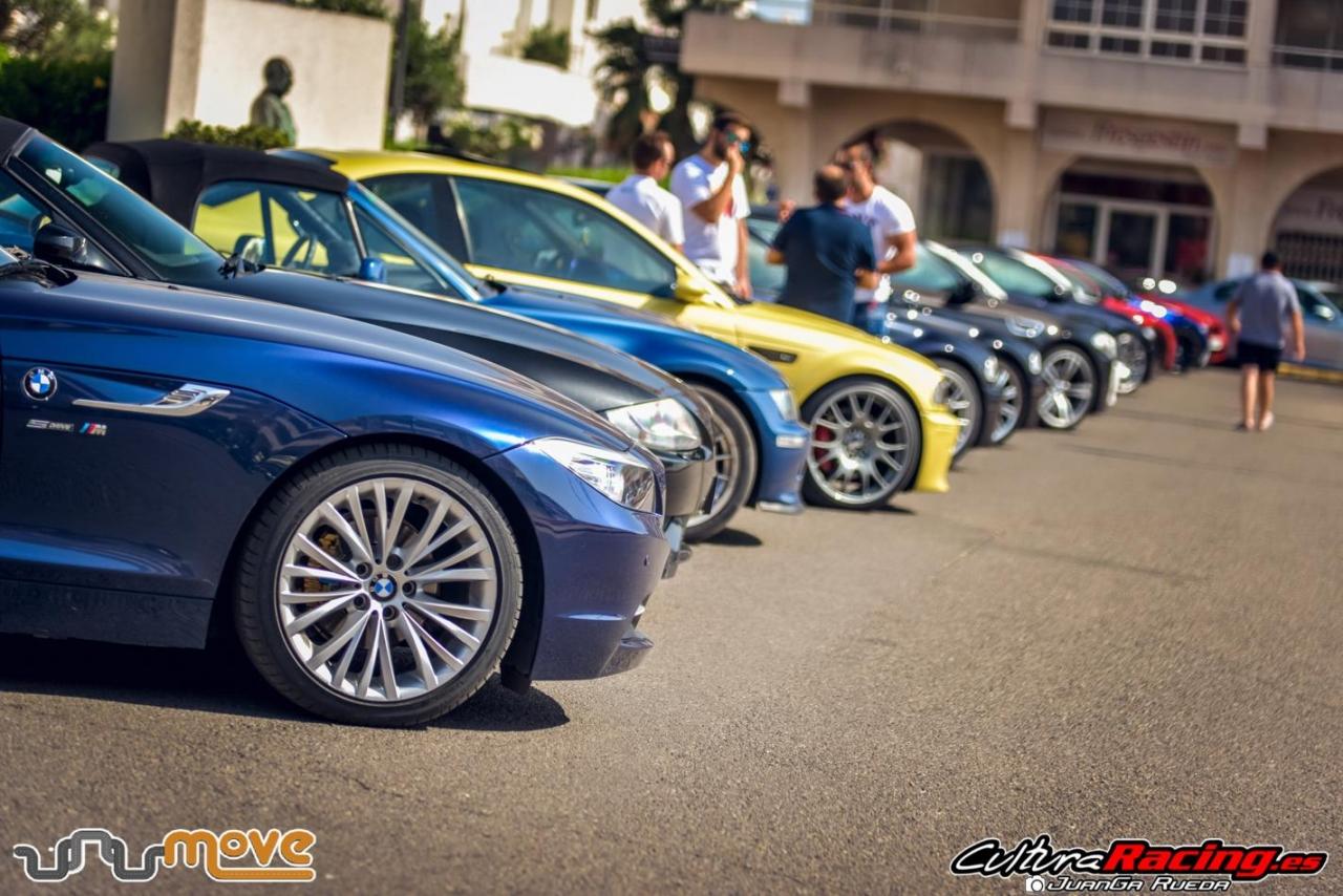 VI CLASICA PUERTO DE LA RAGUA BMW Z & M 2018 (41)