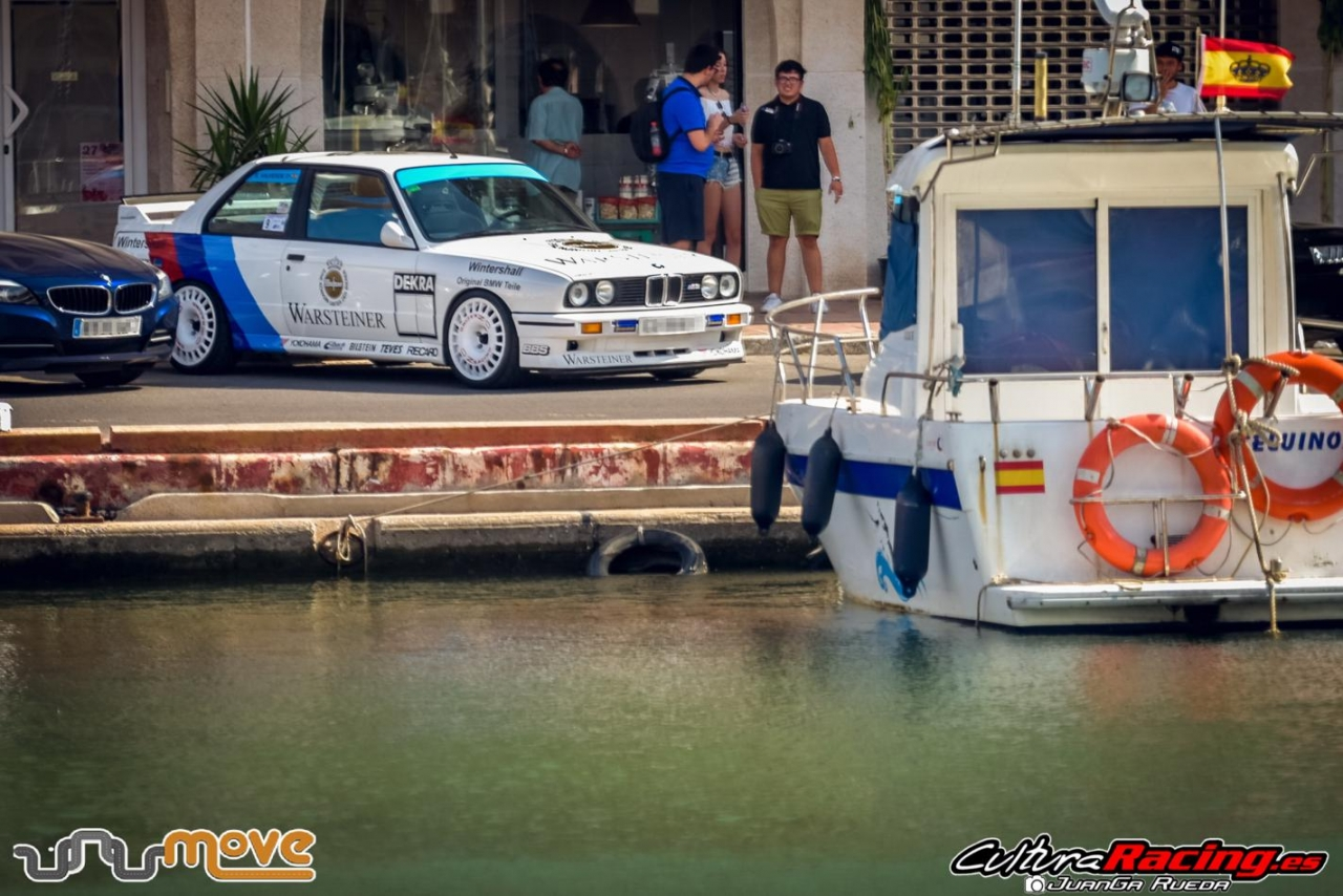 VI CLASICA PUERTO DE LA RAGUA BMW Z & M 2018 (42)
