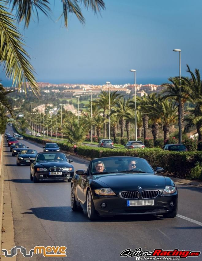 VI CLASICA PUERTO DE LA RAGUA BMW Z & M 2018 (66)