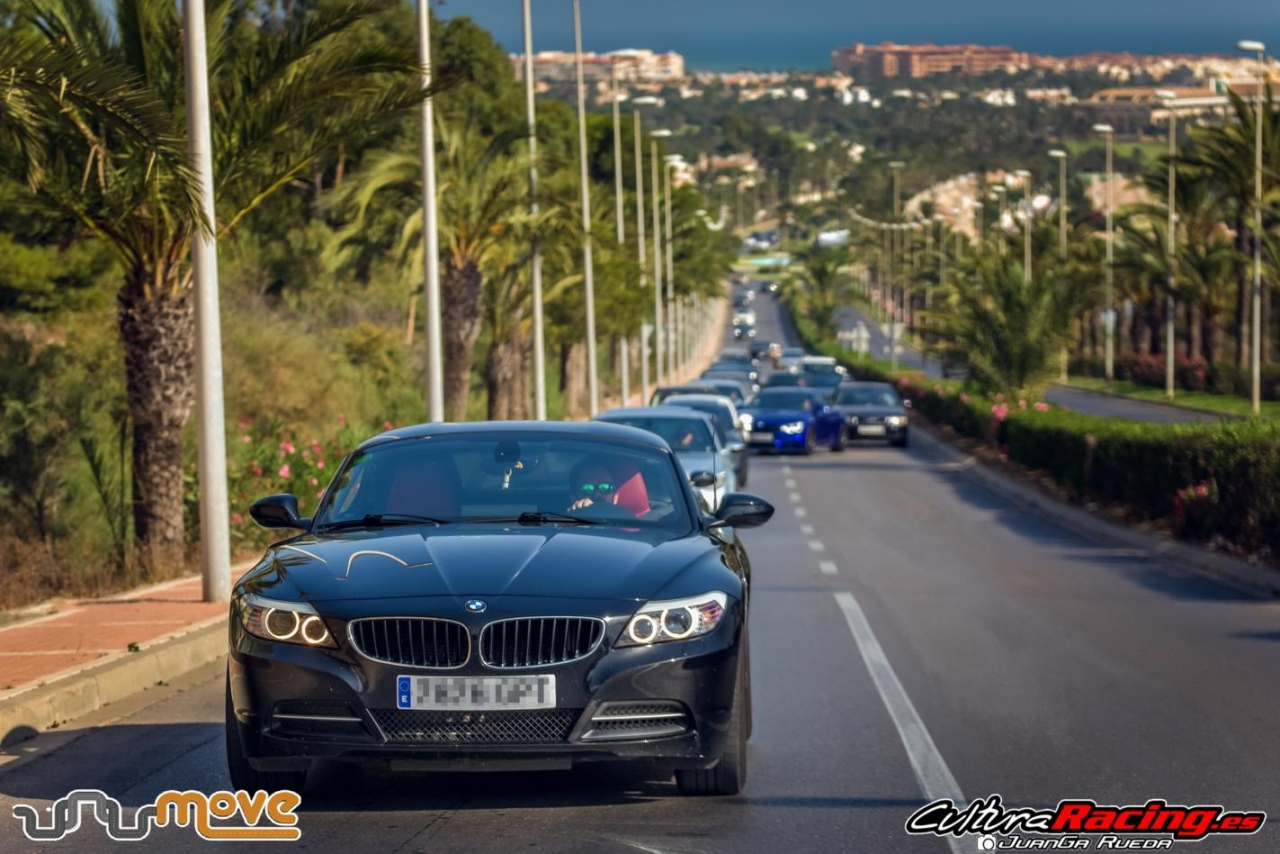VI CLASICA PUERTO DE LA RAGUA BMW Z & M 2018 (79)