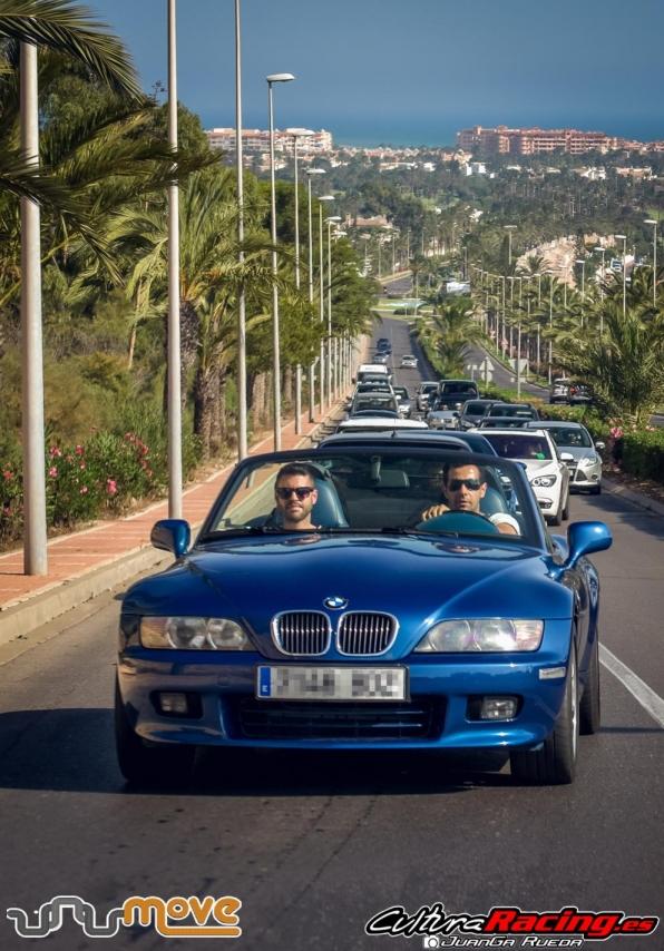 VI CLASICA PUERTO DE LA RAGUA BMW Z & M 2018 (92)
