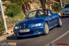 VI CLASICA PUERTO DE LA RAGUA BMW Z & M 2018 (95)